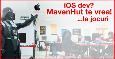 [JOB] iOS developer at MavenHut